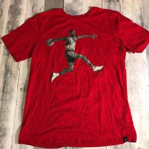 Jordan brand printed Jordan T-shirt